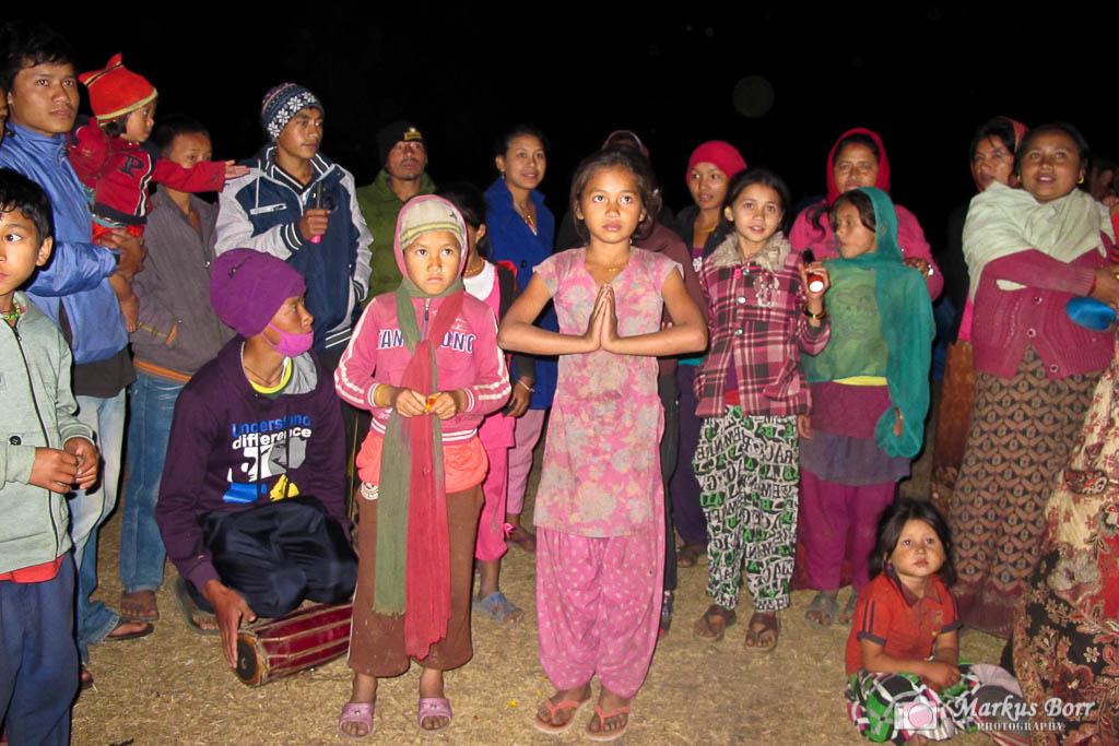Tanz in Nepal