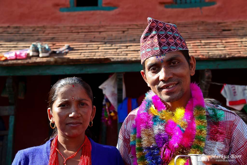 Tihar Fest in Swaragaun