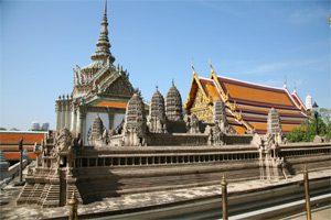 Wat Prah Keo in Bangkok
