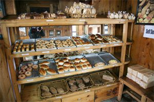 German Bakery in Namche Bazar