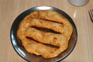 Tibetisches Brot