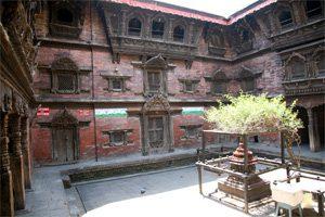 Haus der Kumari