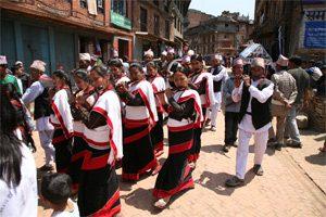 Fest in Bakthapur