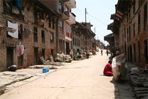 Straßen von Kokana