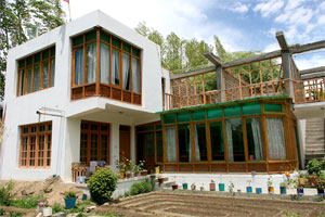 Jigmet Guesthouse in Leh