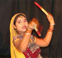 Tanz in Delhi
