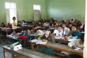 Phaung Dhaw Oo Klosterschule