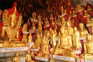 Höhlen von Pindaya