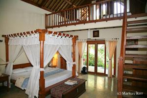 Bali Unterkunft