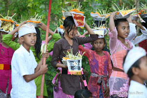 Bali Tempelfest