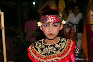 Bali Tänzerin