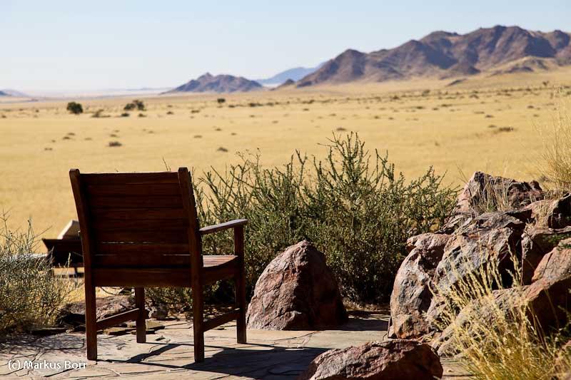 Desert Homestead Terrasse
