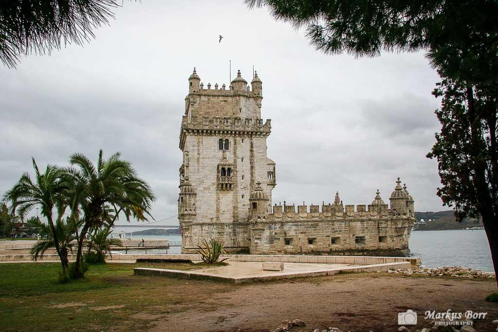 Torre de Belém in Lissabon