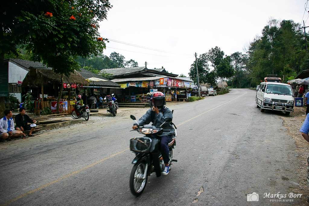Auf dem Weg nach Pai
