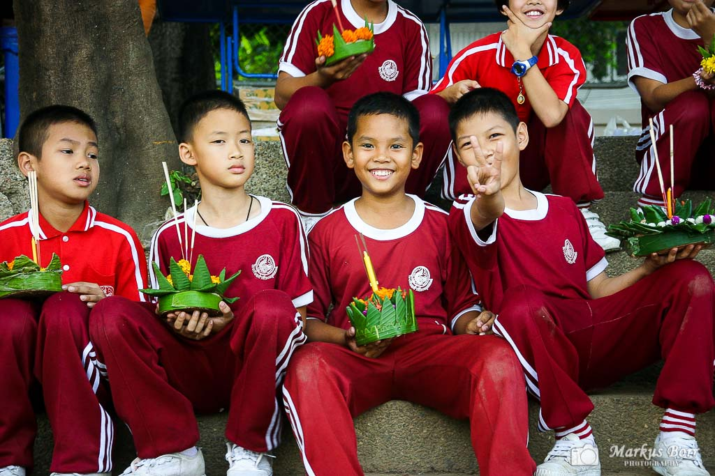 Loy Krathong Fest in Chiang Mai