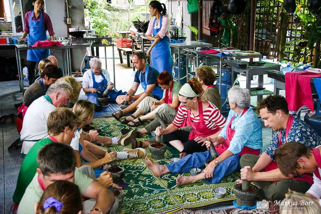 Kochkurs in Chiang Mai