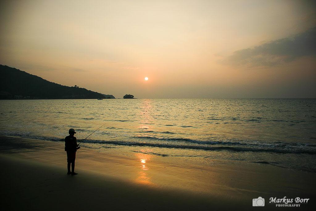 Strand in Krabi