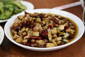 Essen in Kangding